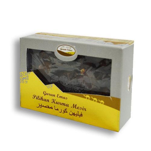 Gurun Emas Mini Box Series - Selected Date from Mesir
