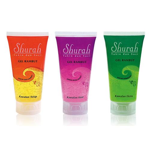 Shurah Hair Gel 150g