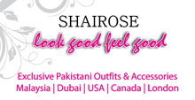 Shairose Exclusive Outfits