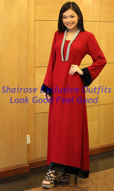 Jubah / Long Dresses - 1002
