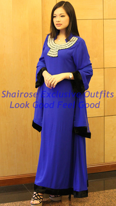 Jubah / Long Dresses - 1003