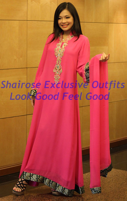 Jubah / Long Dresses - 1004