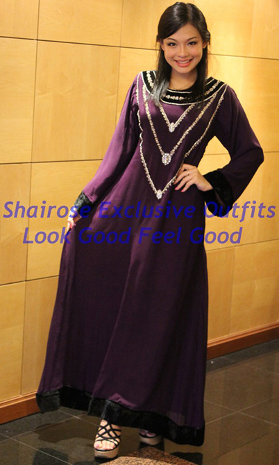 Jubah / Long Dresses - 1005