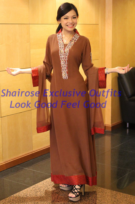 Jubah / Long Dresses - 1006