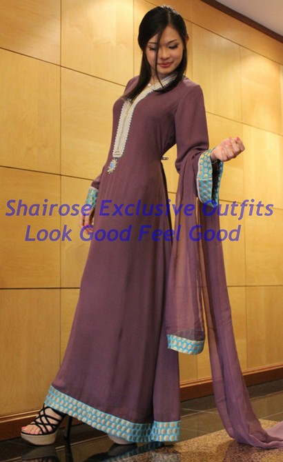 Jubah / Long Dresses - 1008