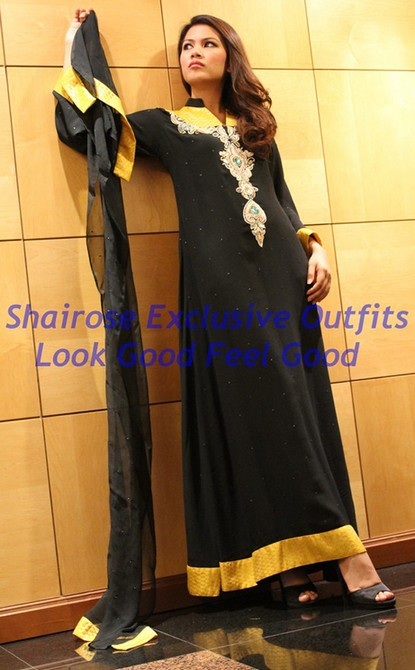 Jubah / Long Dresses - 1011