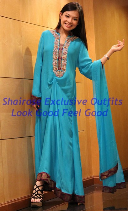Jubah / Long Dresses - 1012