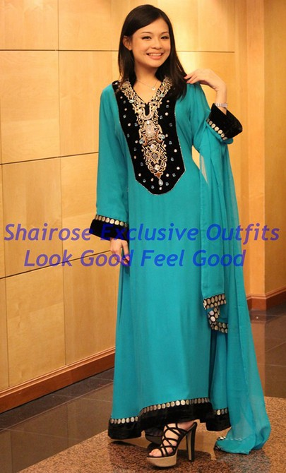 Jubah / Long Dresses - 1017