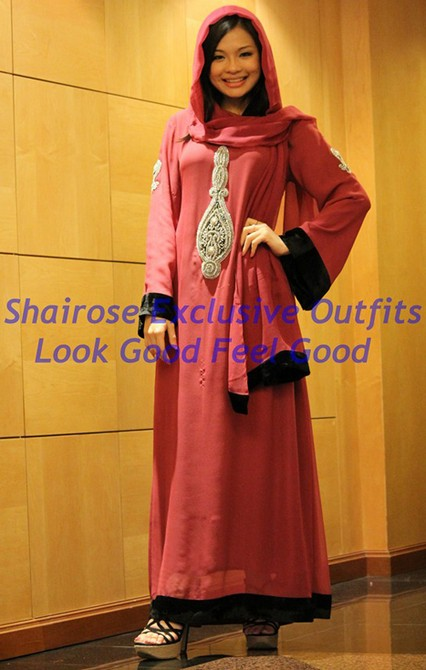 Jubah / Long Dresses - 1020