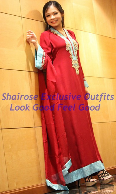 Jubah / Long Dresses - 1021