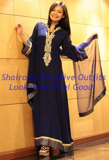 Jubah / Long Dresses - 1026
