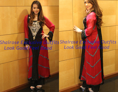 Bollywood Style Muslima Fashion Wear - 2007
