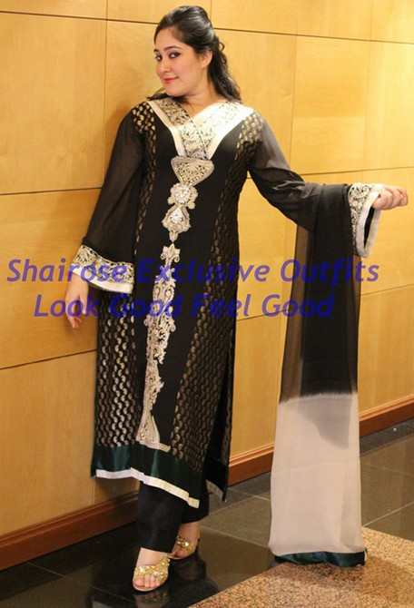 Bollywood Style Muslima Fashion Wear - 2008