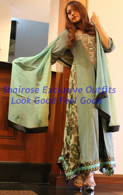 Bollywood Style Muslima Fashion Wear - 2011