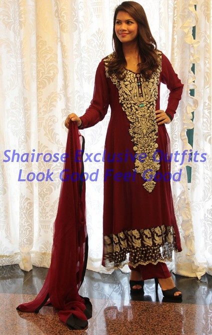 Bollywood Style Muslima Fashion Wear - 2014