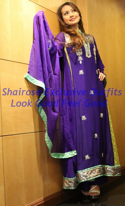Bollywood Style Muslima Fashion Wear - 2015