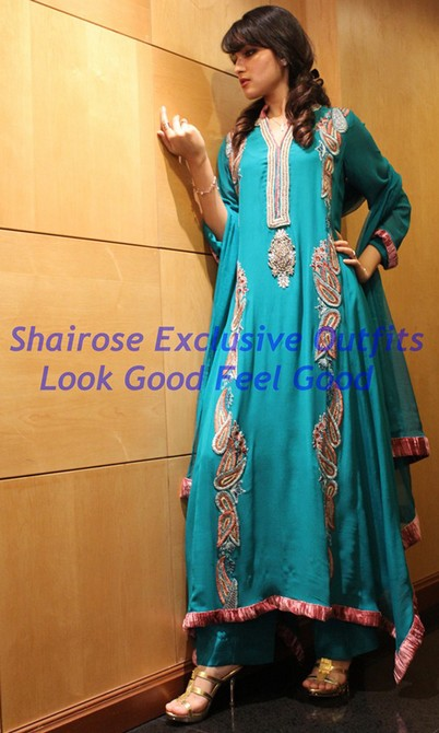Bollywood Style Muslima Fashion Wear - 2016