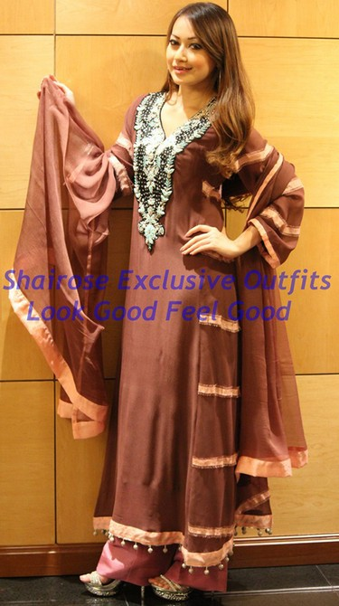 Bollywood Style Muslima Fashion Wear - 2020