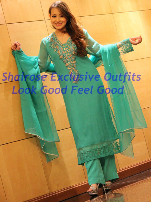 Bollywood Style Muslima Fashion Wear - 2022