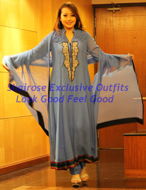 Bollywood Style Muslima Fashion Wear - 2023