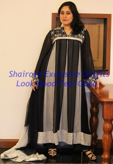 Bollywood Style Muslima Fashion Wear - 2028