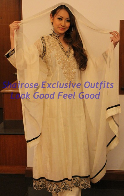 Bollywood Style Muslima Fashion Wear - 2032