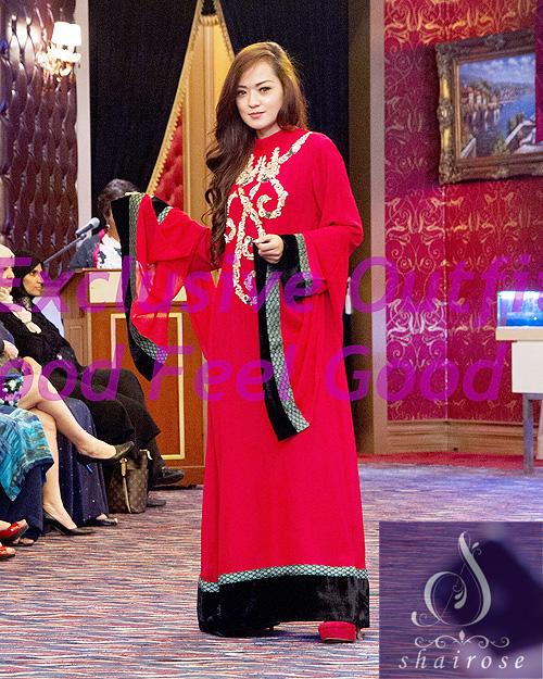 Long Maxi Dress - 6480
