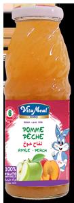 VITAMEAL BABY - Apple Peach Drink