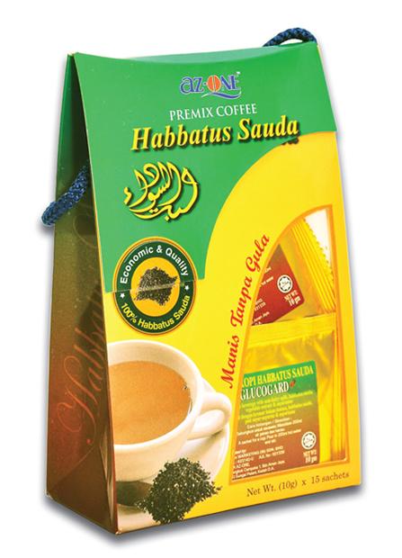 AZ-One Habbatus Sauda (Black Seed)