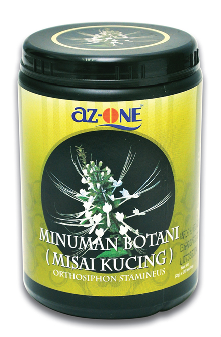 AZ-One Misai Kucing Botanic Drink  (Orthosiphon Stamineus)