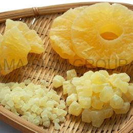 Air Dried Pineapple