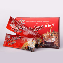 Dr. Kalan 8 in 1 Herbal Coffee