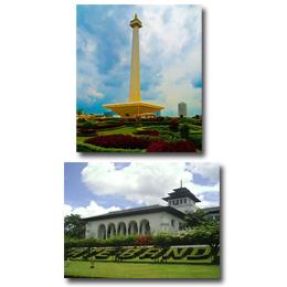 Jakarta Bandung Tour