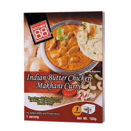 India Butter Chicken Makhani Curry