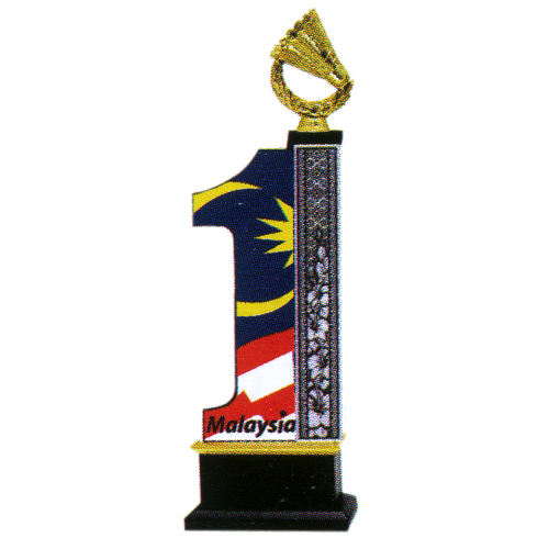 Trophy 1 Malaysia – Badminton AT 3694