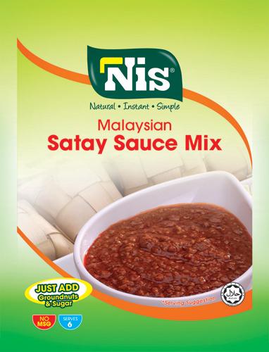 Nis Malaysian Satay Sauce Mix