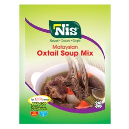 Nis Malaysian Oxtail Soup Mix