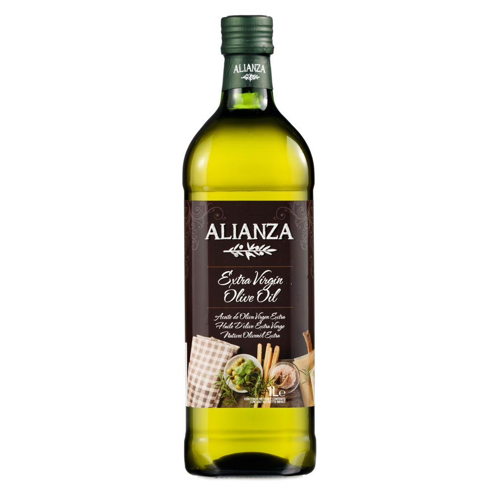 Alianza Extra Virgin Olive Oil 1L