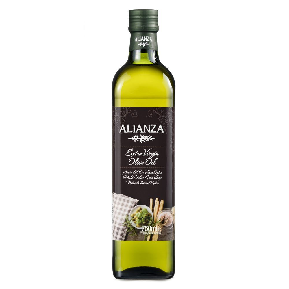 Alianza Extra Virgin Olive Oil 750ML