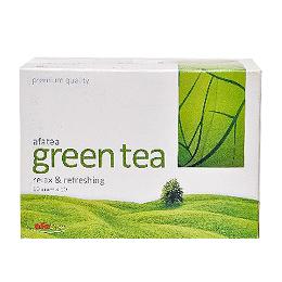 Green Tea -   Relax & Refreshing