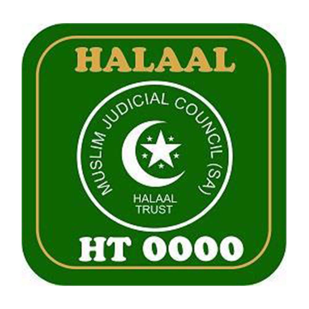 Muslim Judicial Council Halaal Trust (MJCHT)