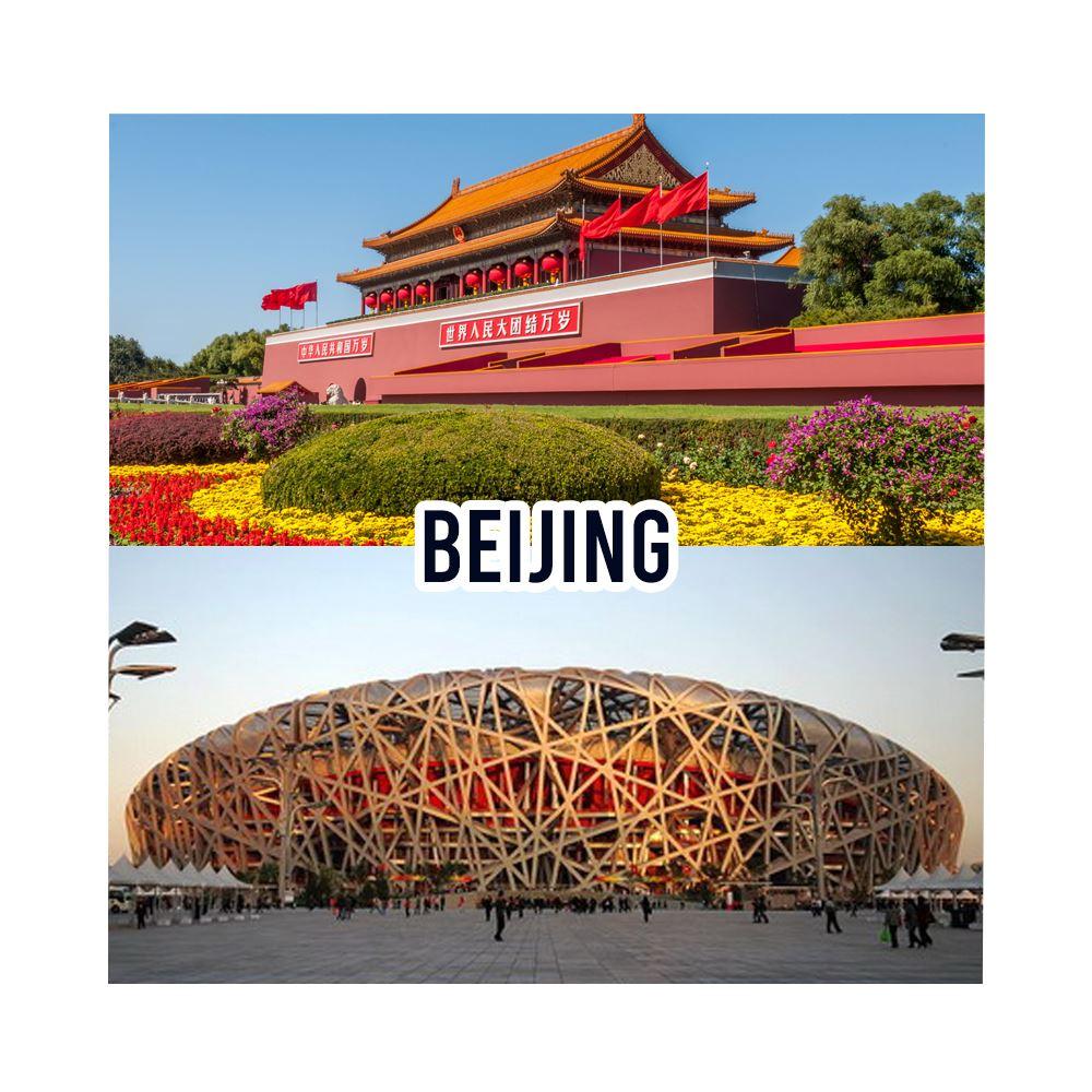 Beijing - 11, 25 Jan, 22 Feb 2013 (8 Days 6 Night)