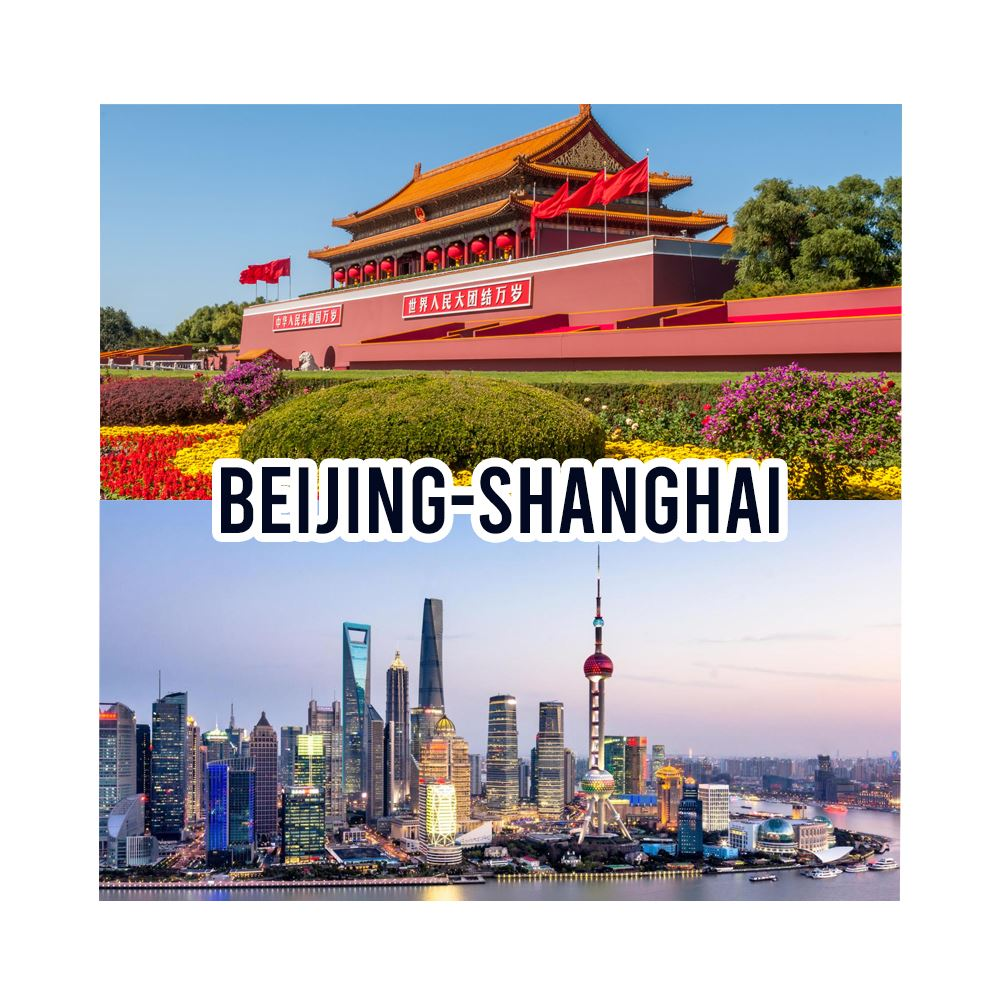 Beijing - 22 March - Surcharge RM229 (8 Days 6 Night)