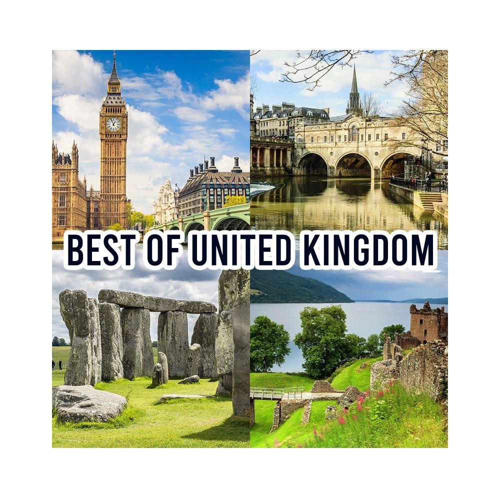 Best Of UK - Bonanza 2013/1