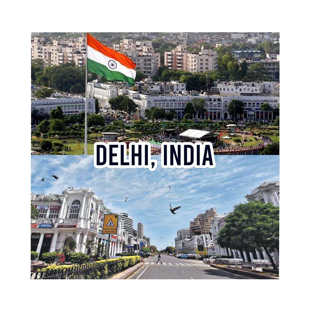 Delhi Agra Kashmir - Bonanza 2013/1