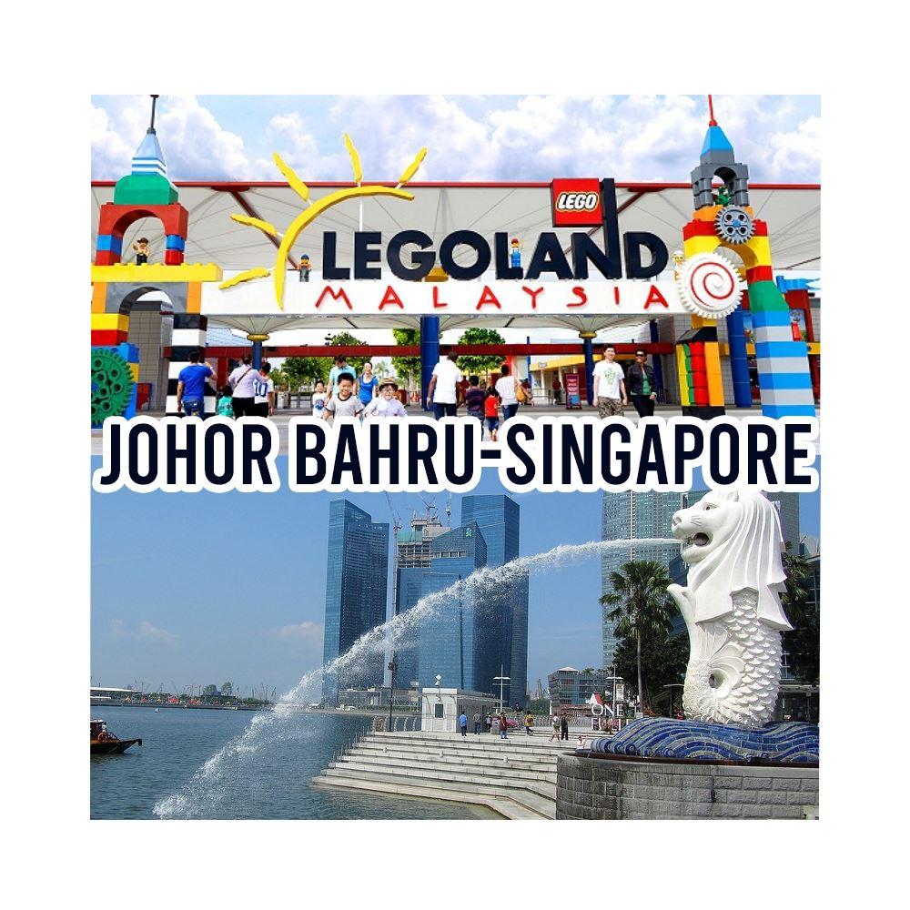 Johor Bharu Singapura - Bonanza 2013/1