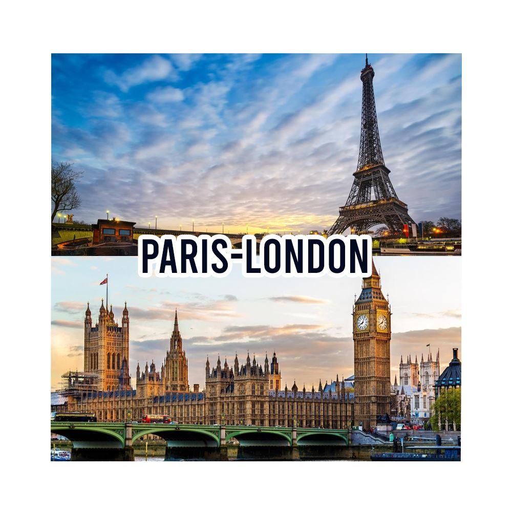 Trip to Paris London 10 Days 7 Night