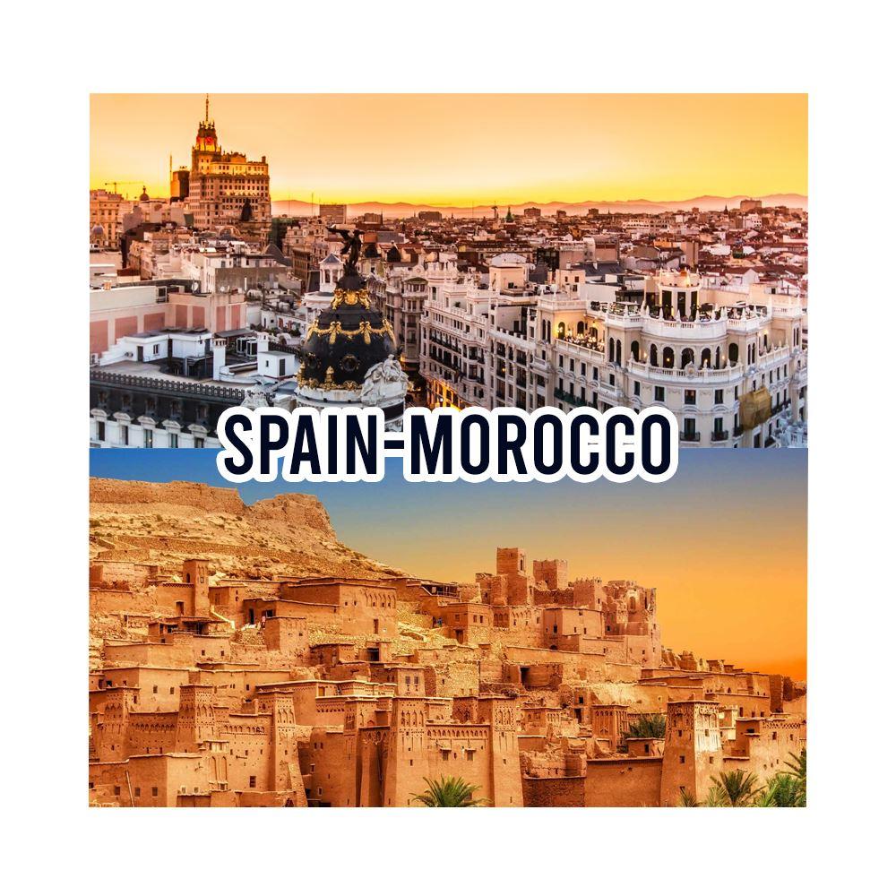 Spain Morocco - Bonanza 2013/1