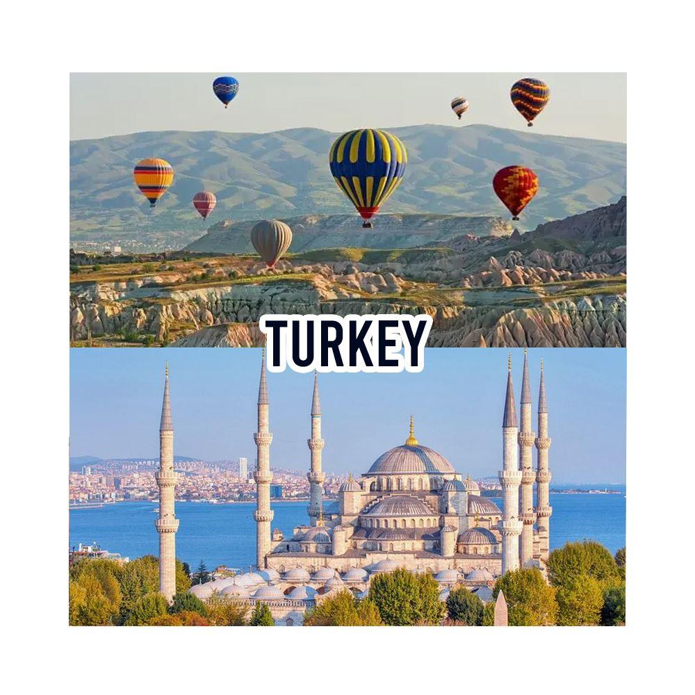 Trip to Turkey - 10 Days 7 Night