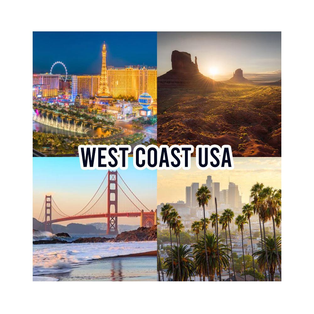 USA West Coast - Bonanza 2013/1